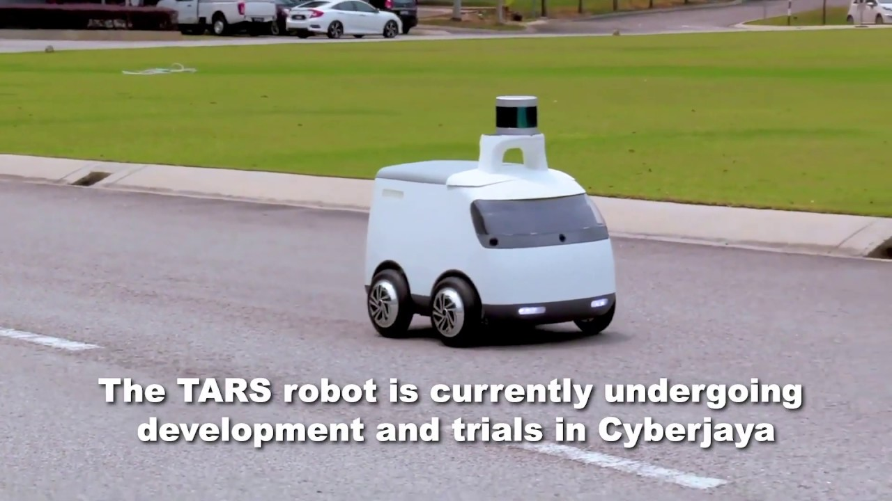 (#FightCOVID19) MARii Interviews HelloWorld Robotics - 1st Outdoor Delivery Robot in Southeast Asia