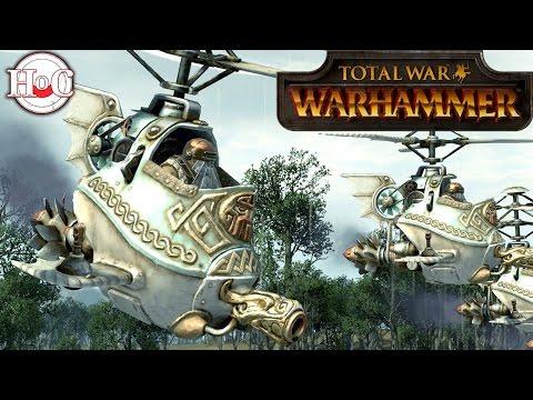 Dawi Bomb Build - Total War Warhammer Online Battle 271
