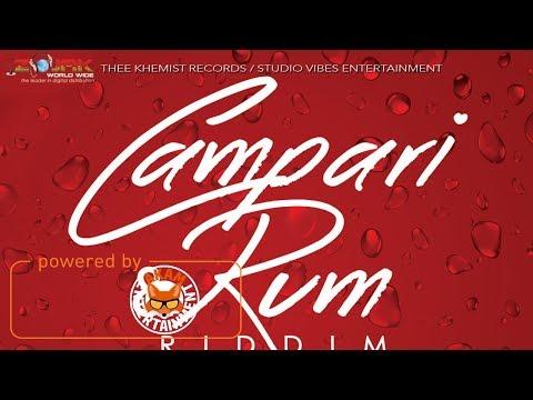 Patexx - Star [Campari & Rum Riddim] July 2017
