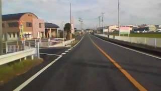 埼玉県道149号 01 加須菖蒲線 菖蒲→加須