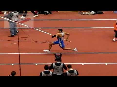 Karalis Emmanouil 5.35 & 5.50 Pole Vault - 2017 European Athletics Indoor Championship