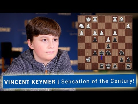 Vincent Keymer analyzes his game against Richard Rapport | GRENKE Chess Open 2018