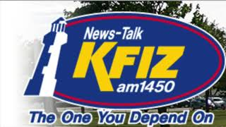 Christopher Carter Live on KFIZ Radio Discussing Insider Threats