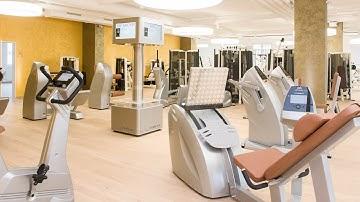 Migros Fitnesscenter der Migros Basel