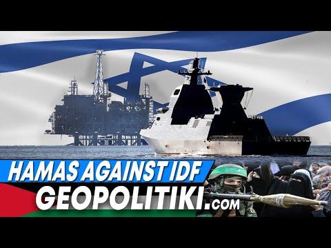 BREAKING: Hamas targeted Israeli warship outside of Gaza
