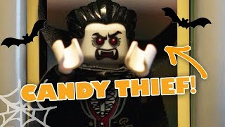 LEGO Halloween: The Trick or Treat Candy Thief
