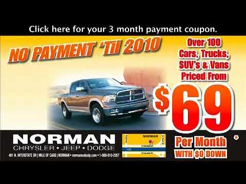 Captivating Norman Chrysler Jeep Dodge (2009 11 02)