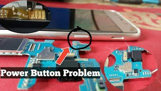 Samsung j5 prime on off button solution