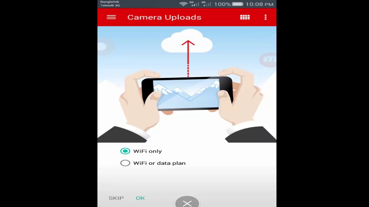 How to download mega.nz file on android #1