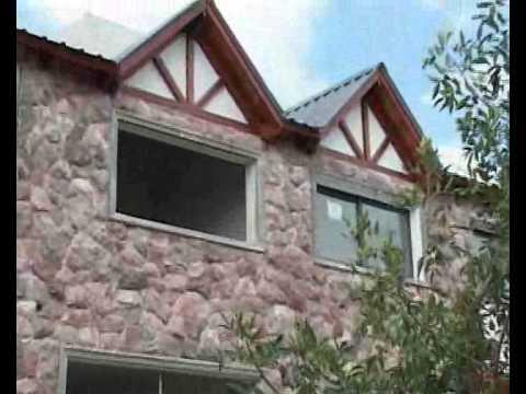 Techo de madera y chapa jorge londero maderas sucre en for Modelos de techos de madera y chapa