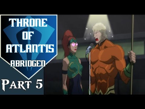 Throne of Atlantis Abridged Part 5