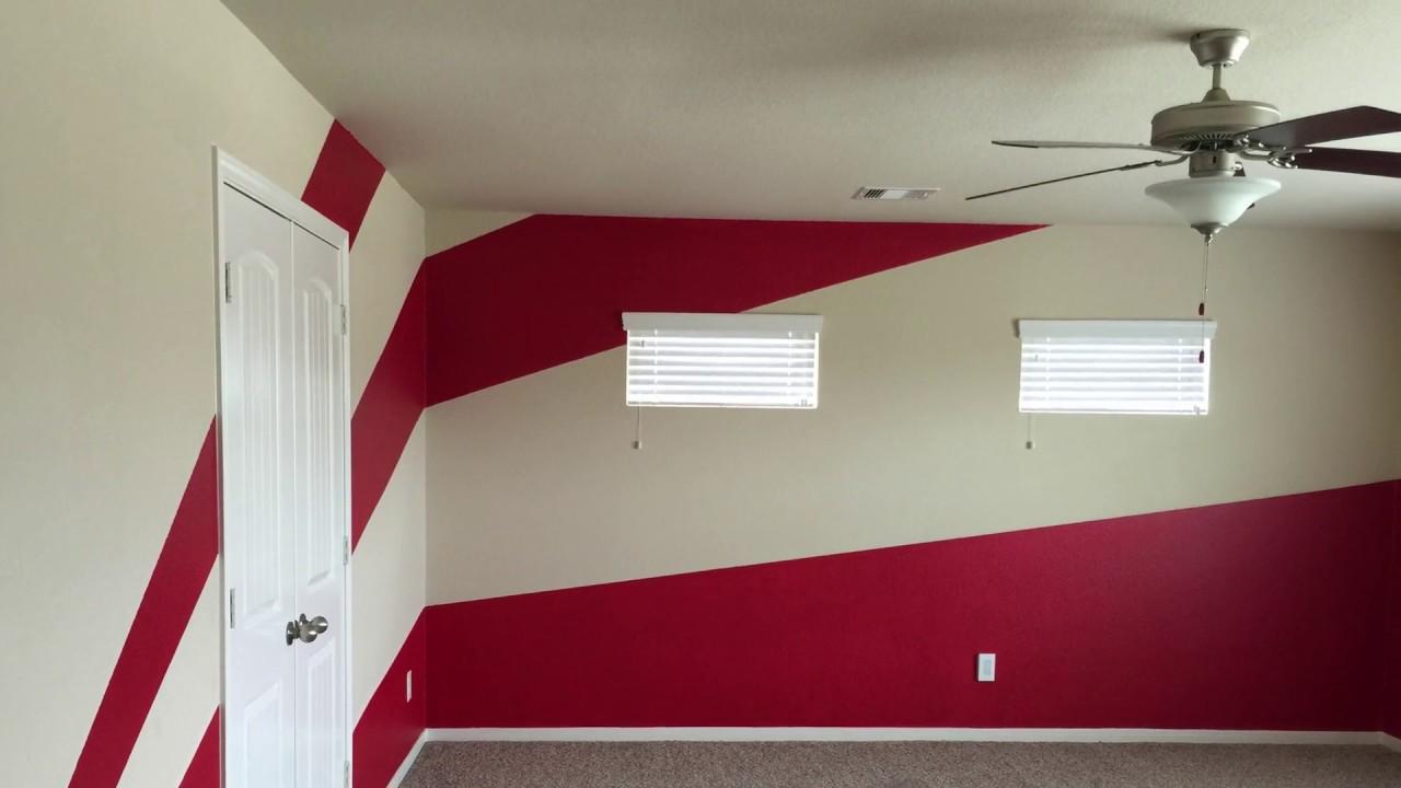 Home Decor Custom Wall Painting Artwork Ideas Diy Youtube