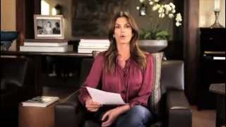 Cindy Crawford Talks Meaningful Beauty and  Dry Winter Skin Thumbnail