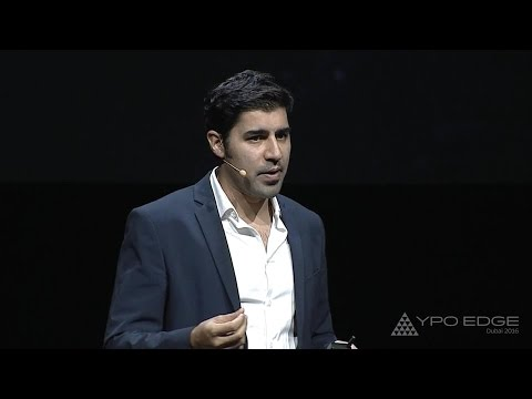 2016 YPO EDGE - One World: Parag Khanna