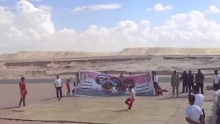 قناة السويس الجديدة: عرض عالمى لأشبال المدارس العسكرية بمهرجان أكتوبر بالقناة الجديدة