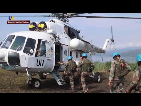 Ukraine's Blue Helmets: 28 Years of Global Peacekeeping