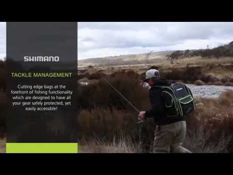 Shimano Fishing Tackle Bags