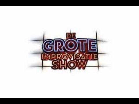 De Grote Improvisatieshow (DGIS) 20-4-'17 - Luxor Theater Rotterdam