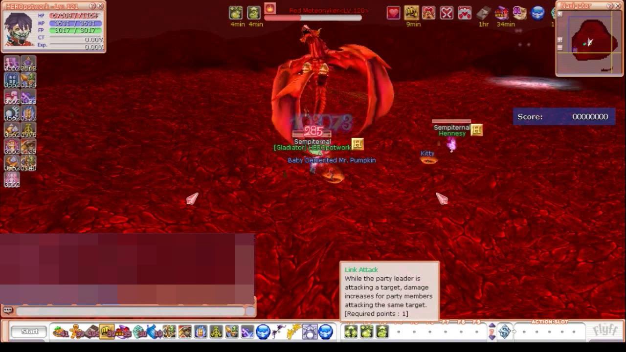 MagmaFlyff Red Meteonyker 26 04 2017
