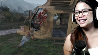 The Possible Impossible Mission - GTA 5 Online with Lui Calibre