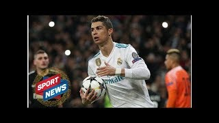 Champions League RESULTS: Cristiano Ronaldo gives Real Madrid commanding lead over PSG