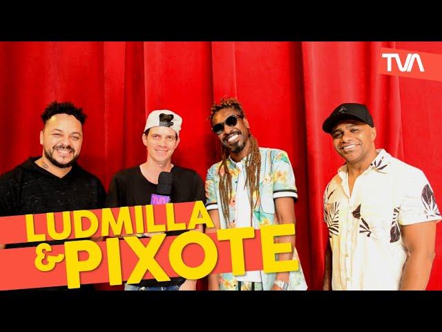 Ludmilla e Pixote no Hopi Hari | Hopi Verani 2020
