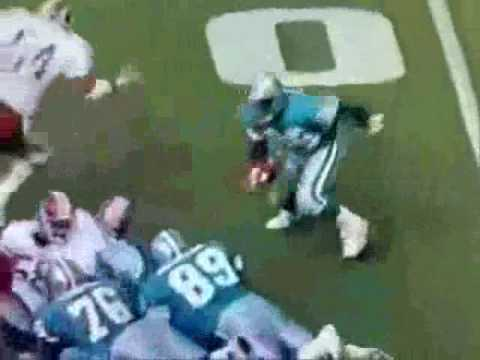 Barry Sanders Tribute (Highlights)