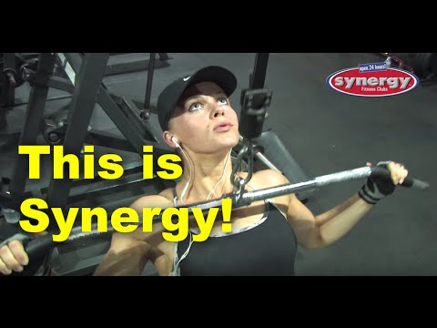 Synergy Fitness Clubs NYC Promotional - 2