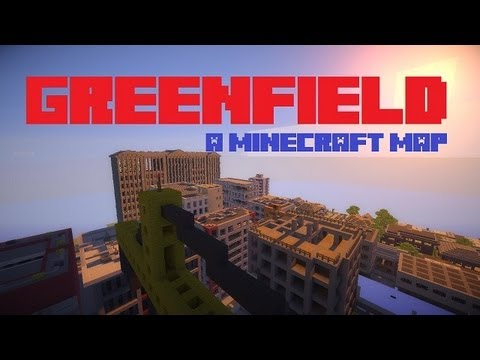 how to download greenfield minecraft