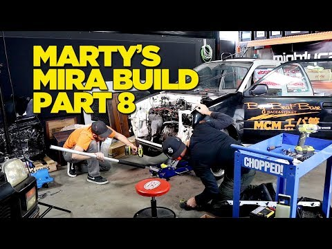 Marty s Mira Build [Part 8]
