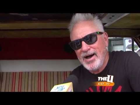 Cubs Manager Joe Maddon talks about his unique ride