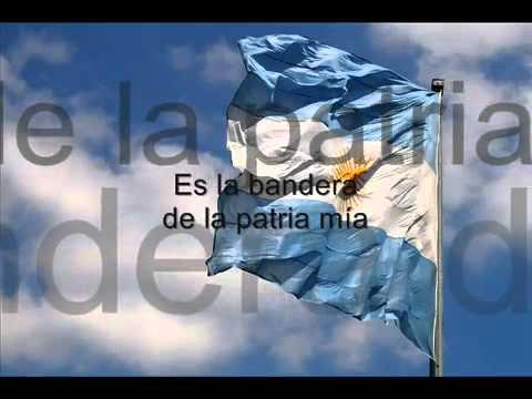 Aurora (canción a la bandera argentina - cantado)