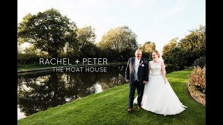 Rachel + Peter / The Moat House Acton Trussell