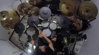 slipknot aov drum cover 8 by norman mena