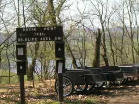 Nelson Dewey State Park Campground