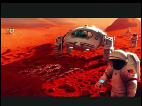 Scholastic - Mission to Mars