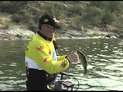 Fishing with johnny johnson canyon lake az with matt for Johnny johnson fishing