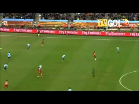 Sulley Muntari 'Magical Goal' Vs Uruguay