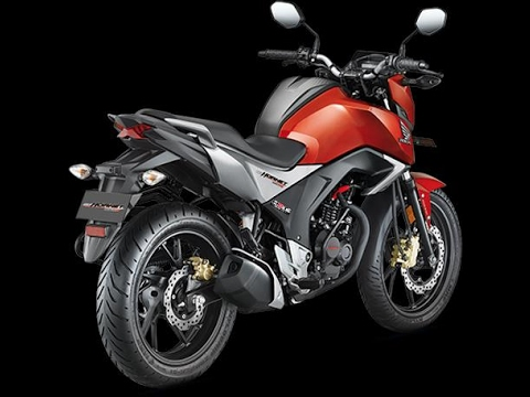 2017 HONDA All New UPGRADE With Design CB HORNET 160R