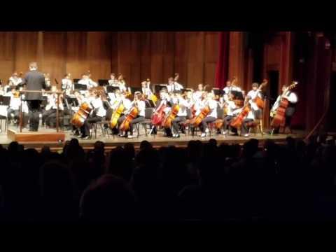 2016 FSU music camp. New World Symphony.