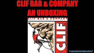 CLIF BAR & COMPANY UNBOXING