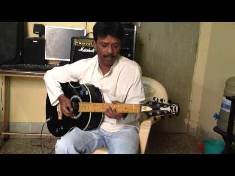 Guitarist Ustad Noor Ji Bangalore