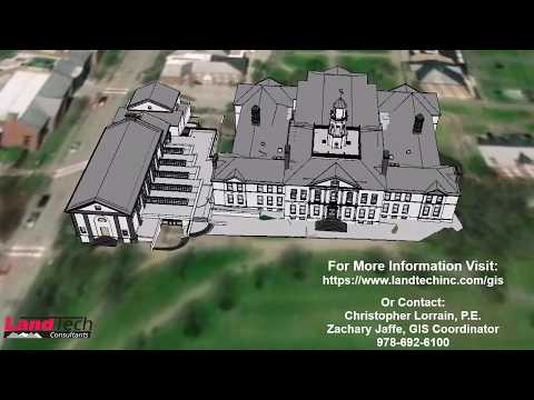 Fully Integrated 3D Model for Asset & Facility Management