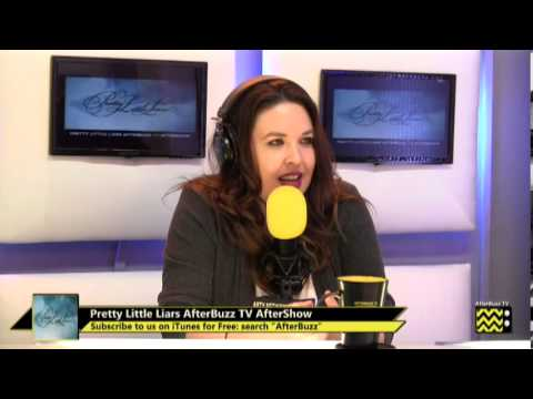 """Pretty Little Liars After Show Season 4 Episode 19 """"Shadow Play""""   AfterBuzz TV"""