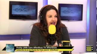"Pretty Little Liars After Show Season 4 Episode 19 ""Shadow Play"" 