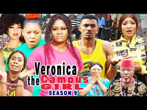 VERONICA THE CAMPUS GIRL SEASON 9(Trending New Movie) Chizzy Alichi 2021 Latest Nigerian Movie 720p