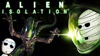 Das Alien wird mich kriegen! 😱🔴 Alien: Isolation // XBox Livestream
