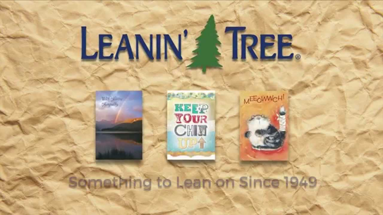 Leanin tree greeting card commercial youtube leanin tree greeting card commercial m4hsunfo