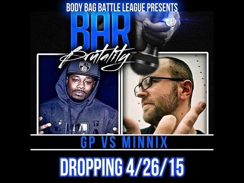 Body bag Battle league Presents Money Bags Vs Minnix