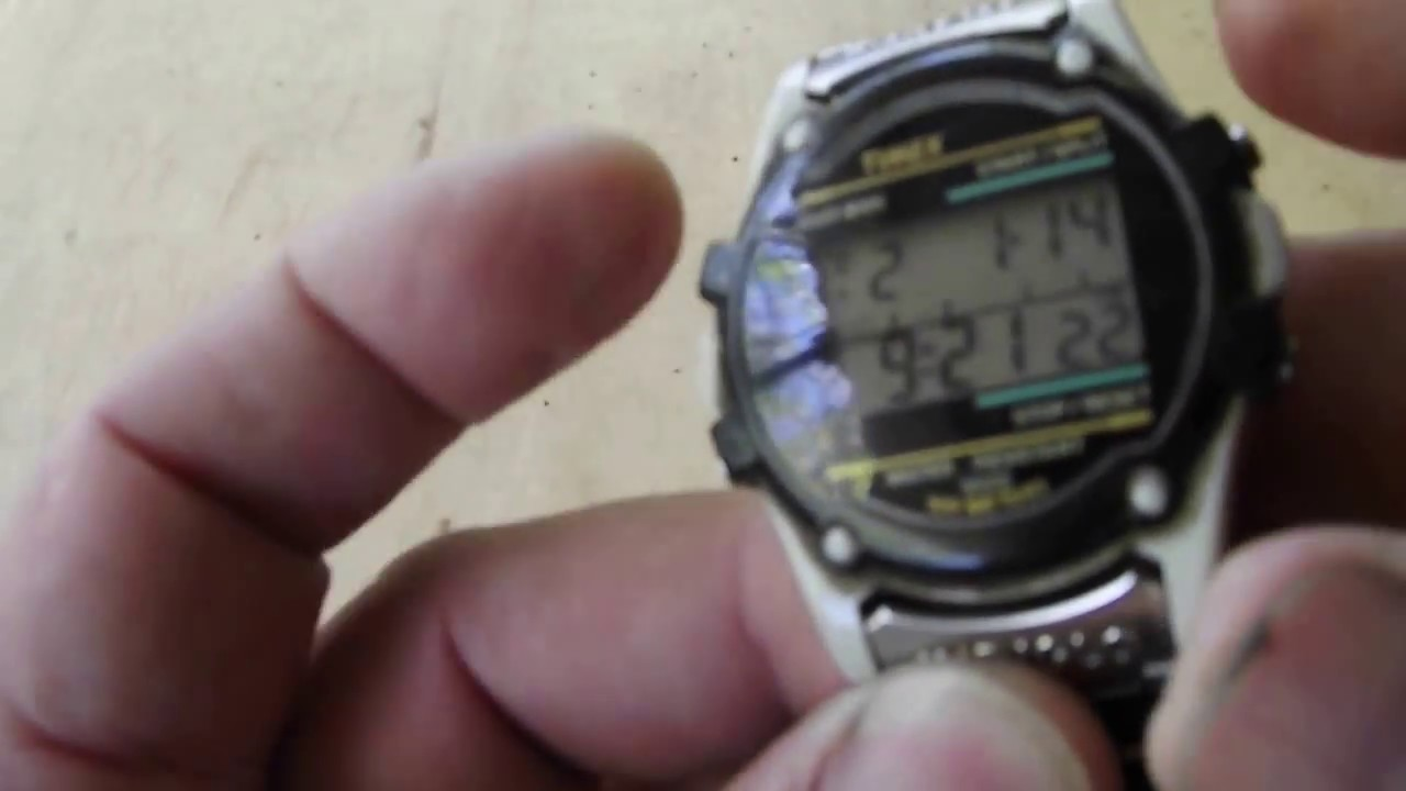 11e235b4914 Relógio Timex Atlantis Mercado Livre - YouTube